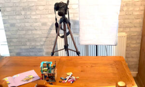 LEGO Time Lapse Equipment