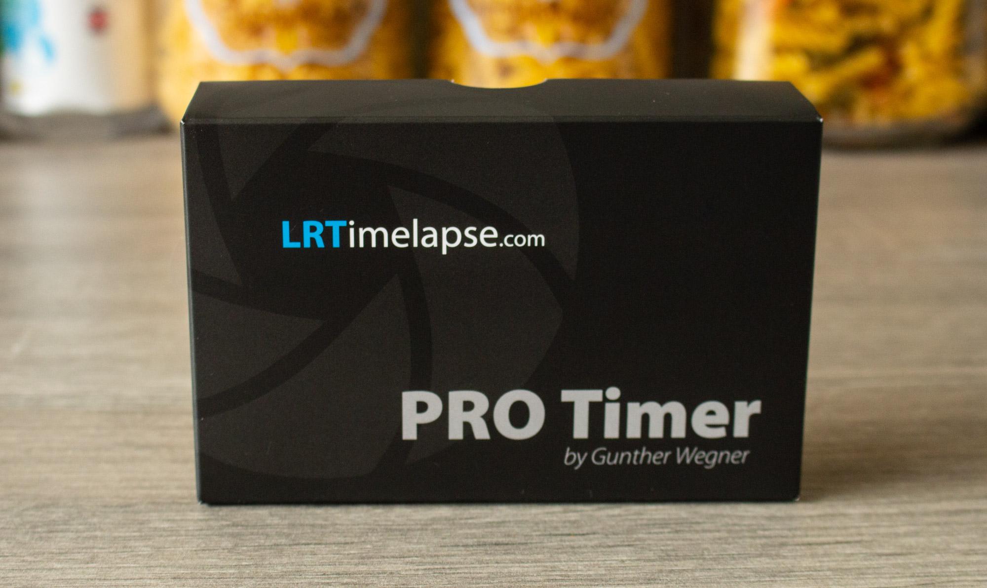 Pro Timer 3 Box